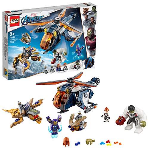 LEGO MARVEL Avengers Hulk helikopterredding (76144) voor €44,99 @ amazon.de