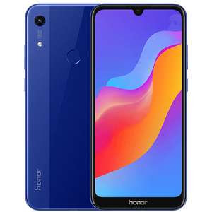 Honor 8A 2GB/32GB Blauw of Zwart voor €99 @ Honor Official NL