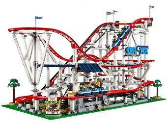 Lego Creator Rollercoaster (10261)