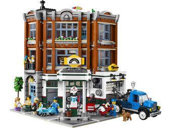 Lego Creator Garage op de hoek (10264)