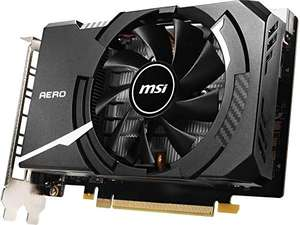 [Drukfout?] MSI GeForce GTX 1660 Super Aero ITX OC videokaart bij Amazon.de