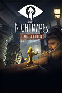 Little Nightmares Complete Edition (Xbox live gold)