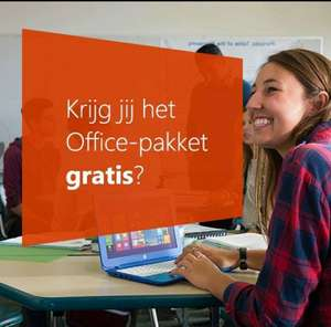 [MBO HBO WO] Gratis Microsoft Office