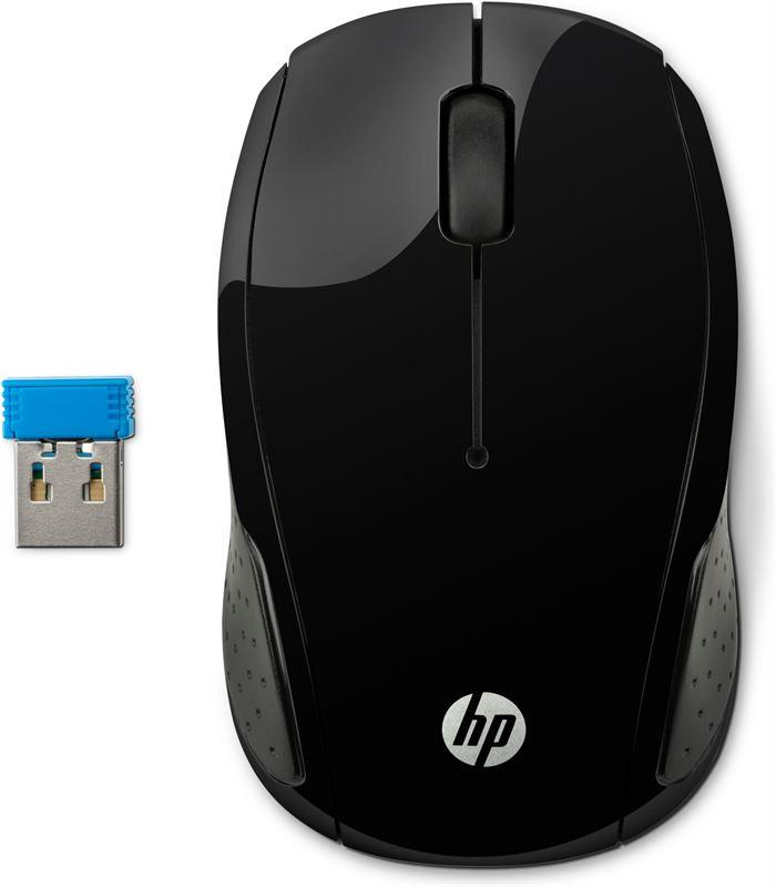 HP draadloze muis 200 @ HP.com