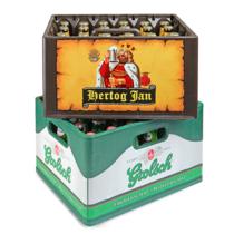 Krat Grolsch, Hertog Jan of Palm bier @Dirk