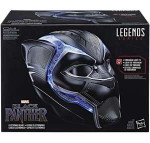 Hasbro Marvel Legends Series Black Panther 1:1 schaal draagbare elektronische helm