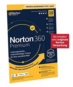 Norton 360 Premium 2020 | 10 apparaten | 1 jaar
