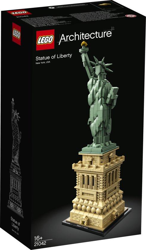LEGO Architecture Vrijheidsbeeld 21042 voor €59,99 @ bol.com