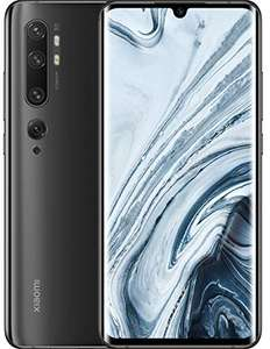 Xiaomi Mi Note 10 camera telefoon