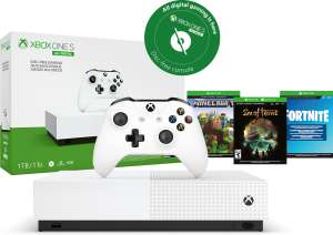 Xbox One S All-Digital Edition @ Microsoft Duitsland