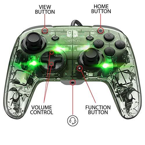 AfterGlow Draadloze Deluxe Controller - Nintendo Switch