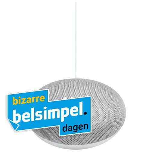 Google Home Mini (Wit) voor €29,95 @ belsimpel