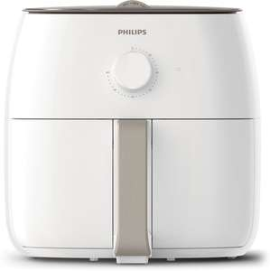Philips Viva Airfryer XXL HD9630/20 - Hetelucht friteuse - Wit