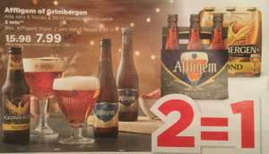Affligem of Grimbergen 2=1 (Plus supermarkt)