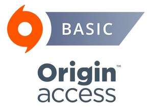 EA Origin basic access - een maand gratis trial key
