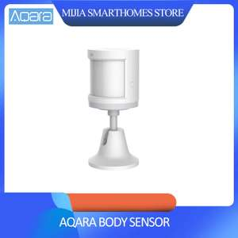xiaomi Aqara Body Sensor zigbee