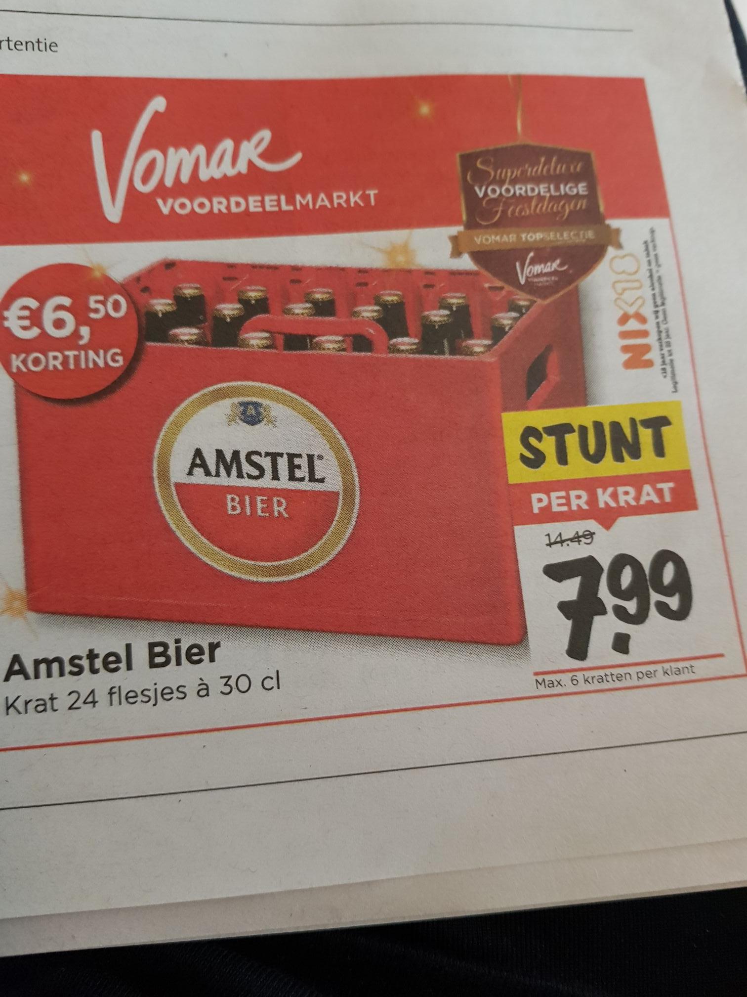 Vomar Amstelbier