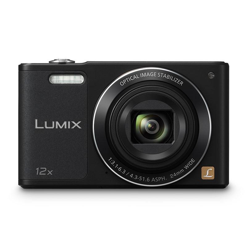 Panasonic Lumix DMC-SZ10 (zwart) voor €94 @ Klein