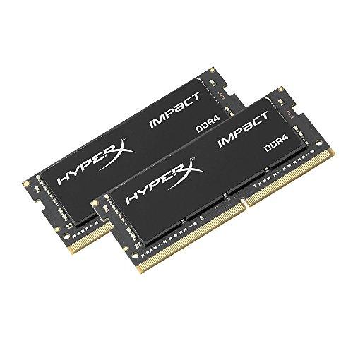 Kingston HyperX 32GB DDR4-2400 CL14 kit SODimm