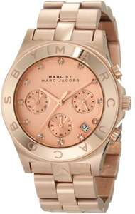 Marc by Marc Jacobs MBM3102 Dameshorloge voor € 125,95 @ Amazon.de