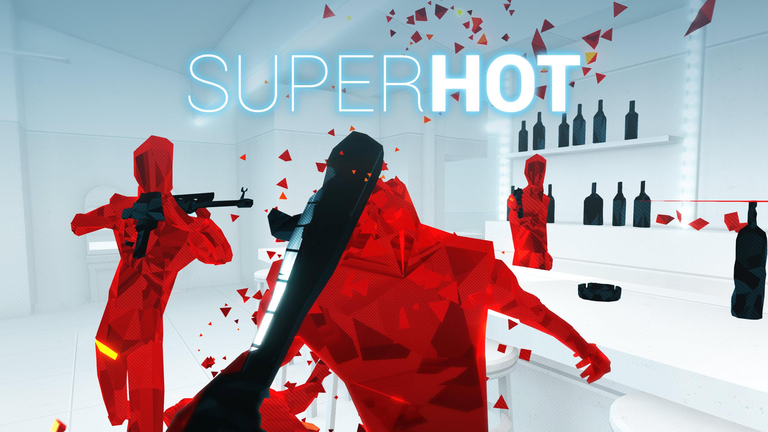 SUPERHOT gratis @ Epic Games Store
