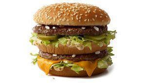 Twee burgers voor €4 - McDonald's Cadeau Kalender