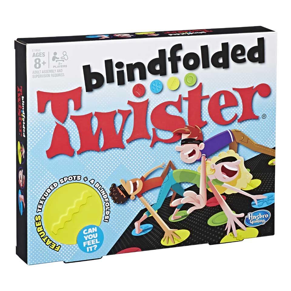 Geblinddoekt Twister voor 4.98 @ Intertoys