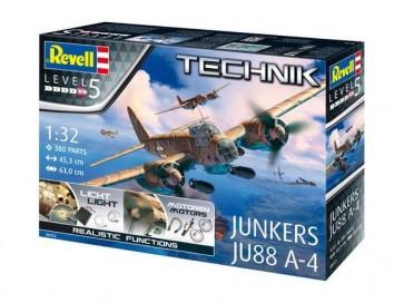 Revell Technik 00452 - Junkers Ju88 A-4 @ Dagknaller