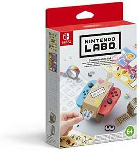 Nintendo Labo Customization Pack