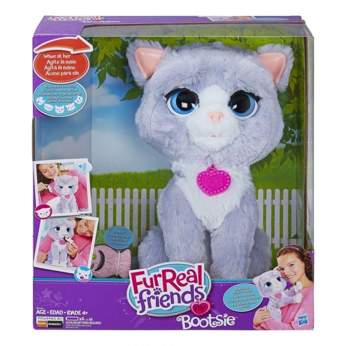 Top 1 toys actie! Fur Real Friends Bootsie Mijn Kat nu voor €49,99!