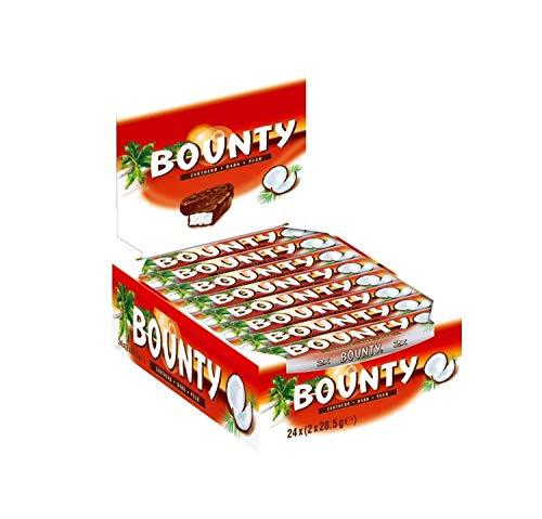 Bounty Zartherb, 1 pak met 24 st (24 x 57 g)