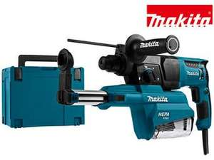Makita hr2650j sds+ boorhamer 800w