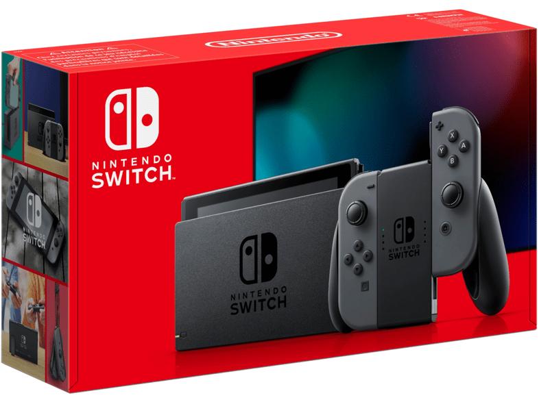 Nitendo Switch (grijs) nieuwe editie