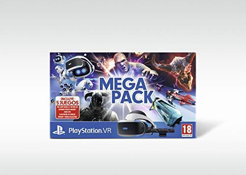 Sony PlayStation VR Bril Mega Pack @ Amazon.es
