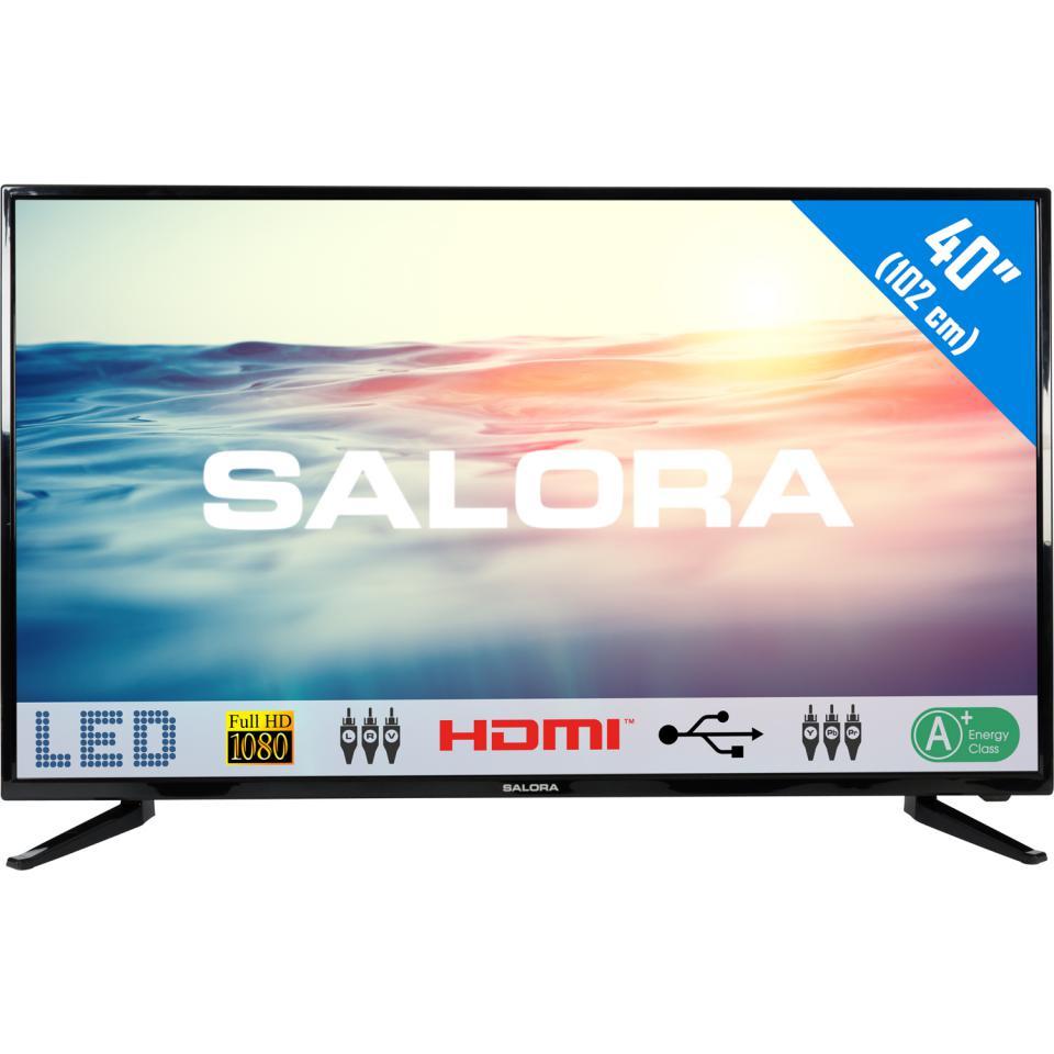 Salora 40LED1600 40 inch - Full HD TV @ Blokker