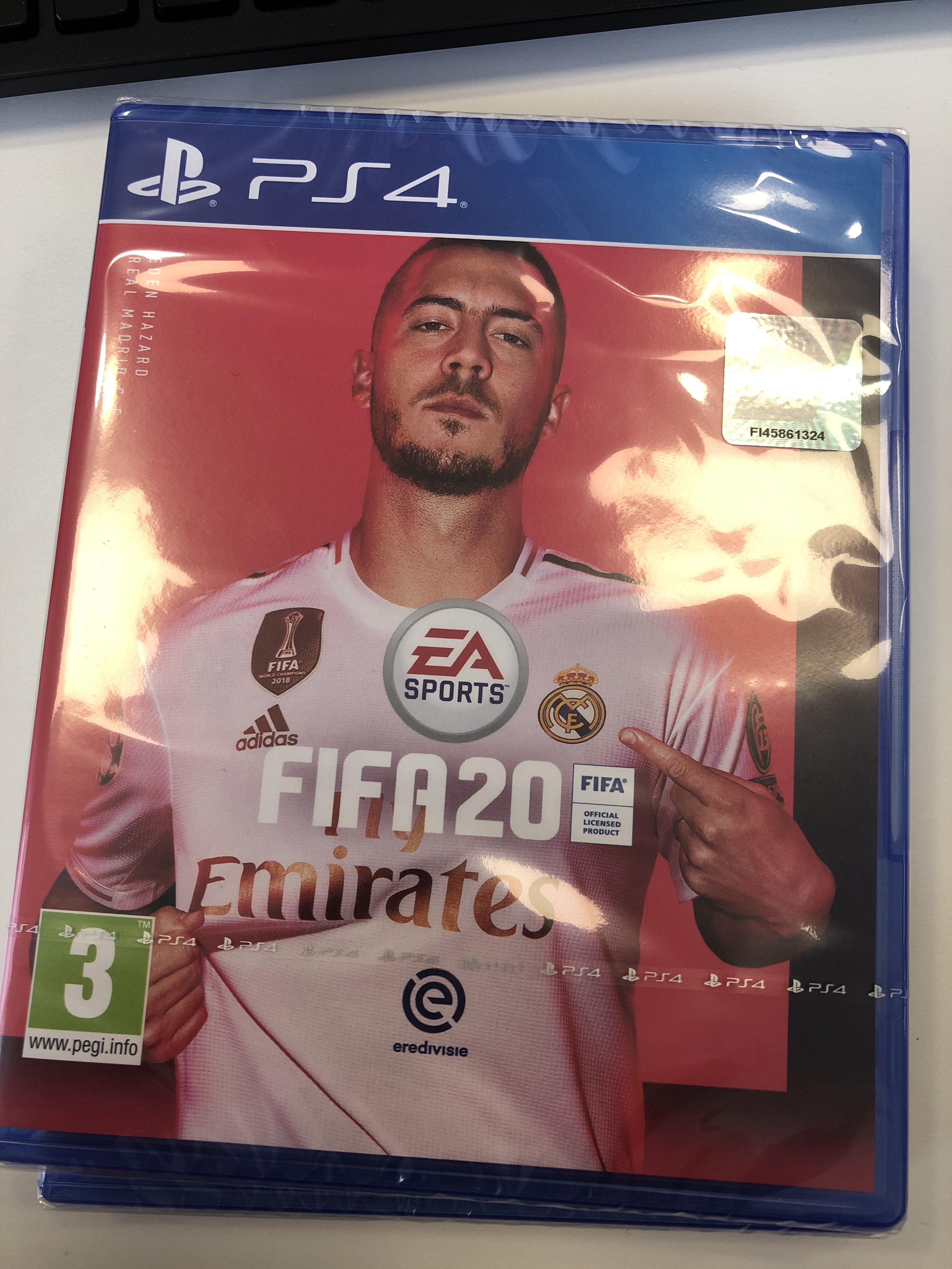 FIFA20 voor €24,99 bij AH (PS4)