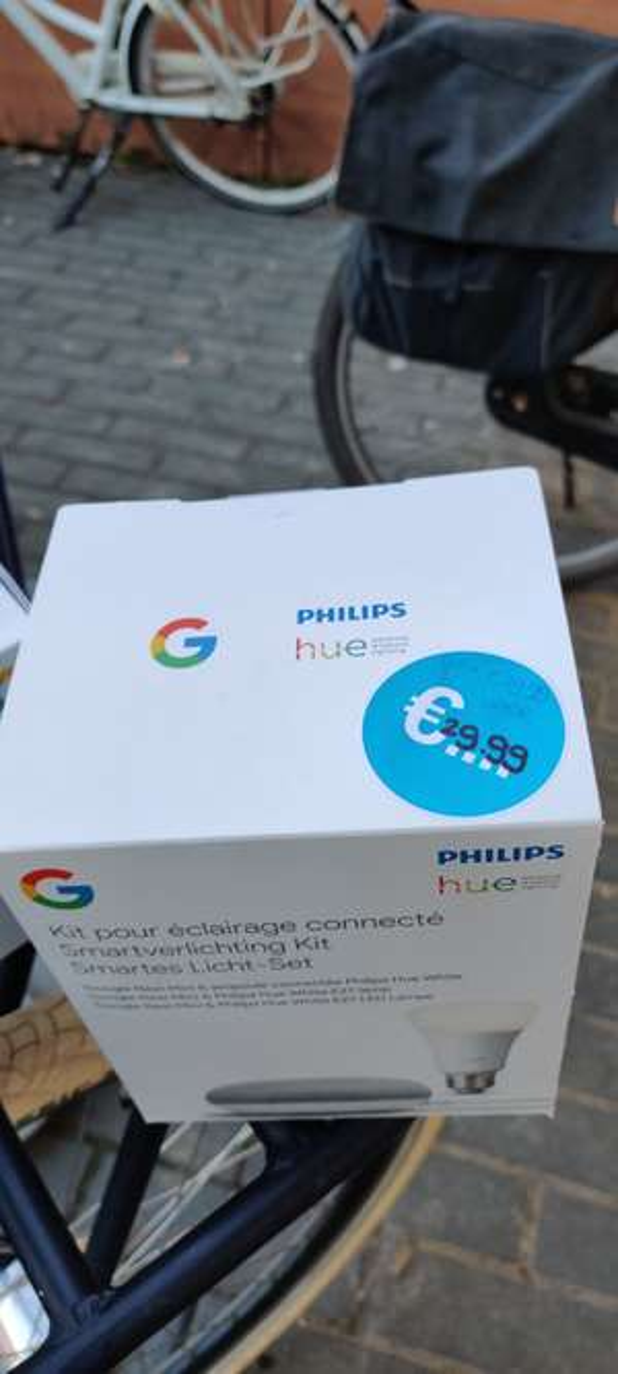 [Lokaal] Google Nest mini & Hue White E27 - AH Alkmaar Geert groteplein