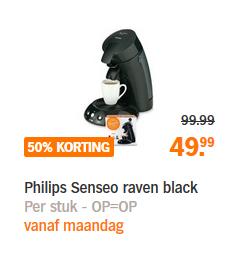 Philips HD7817/60 Senseo Original voor €49,99 @ AH (vanaf maandag)