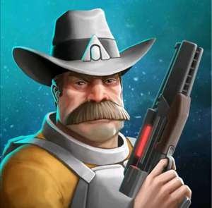 Space Marshals voor Android! Leuke arcade shooter