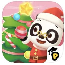 Apple App Store: Dr. Panda Kerstboom