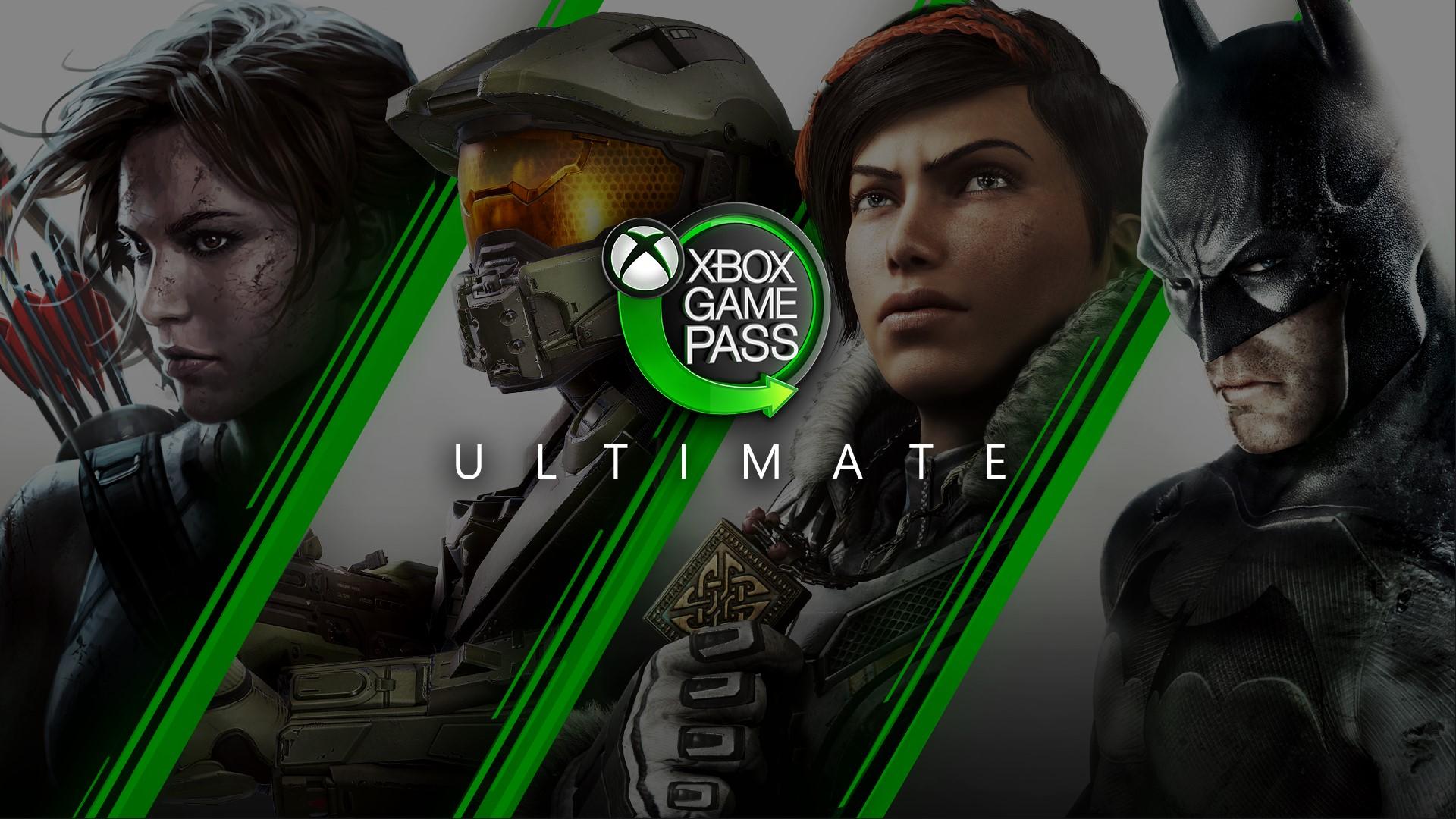 Xbox Game Pass Ultimate - 3 maanden voor 1€ (ook voor de oude account houders)