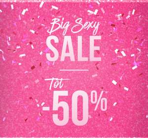 Big Sexy Sale is gestart bij Hunkemoller