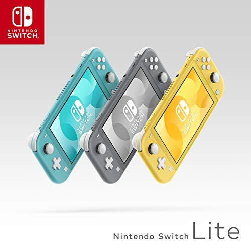 Nintendo Switch Lite (verschillende kleuren) voor €175,24 met coupon