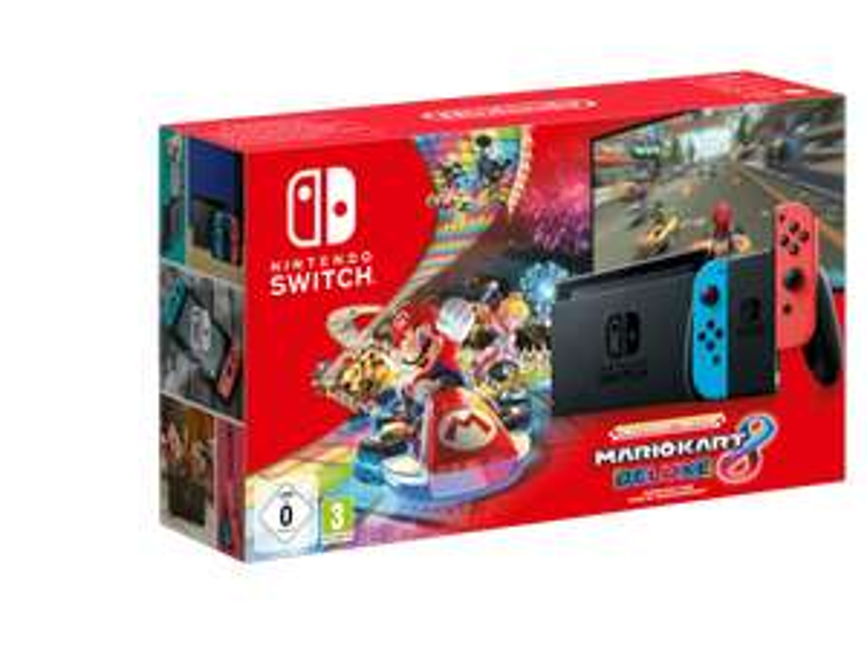 [Grensdeal] Mediamarkt.de NINTENDO Switch Mario Kart 8 Deluxe Bundle