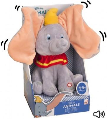 Dombo het vliegend olifantje