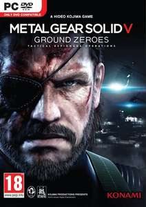 Metal Gear Solid V: Ground Zeroes PC (Steam key)