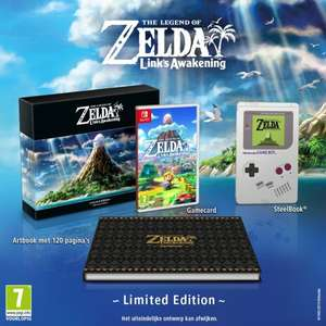 Legend of Zelda: Links Awakening - Limited Edition