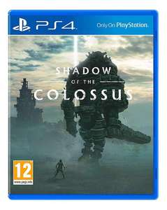 Shadow of the Colossus (PS4 UK/Arabic) @ Coolshop