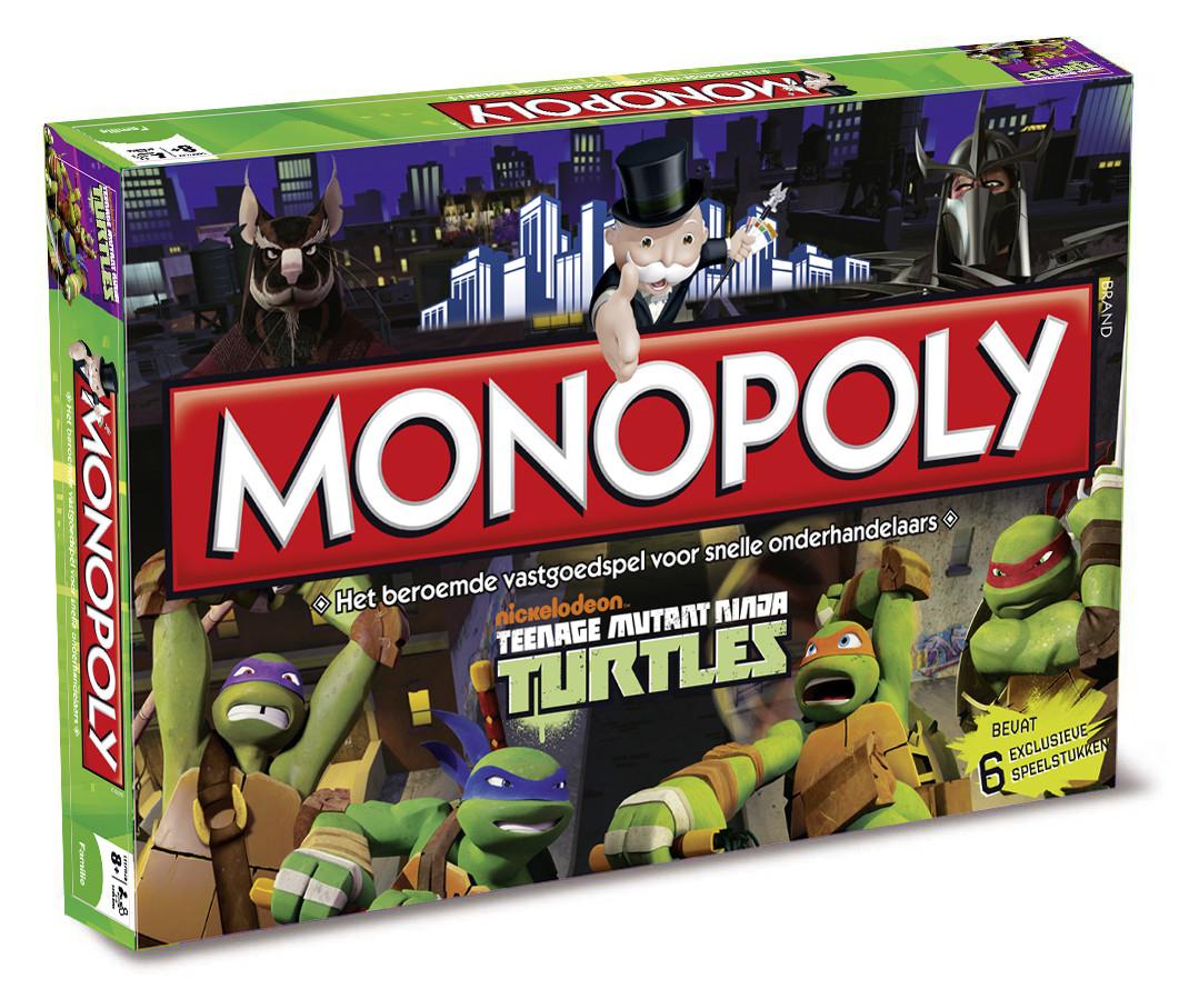 Monopoly Teenage Mutant Ninja Turtles @ Toychamp