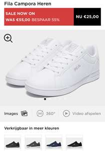 Fila Campora Heren @ JD sports
